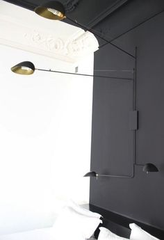 Praktik Rambla in Barcelona,  Industrial lighting   Remodelista