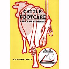 Cattle Footcare and Claw Trimming book