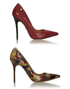 Podkreślenie kobiecości w butach Kazar