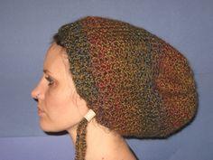 Hats For Dreadlocks Autumn Leaves. $28.99, via Etsy.