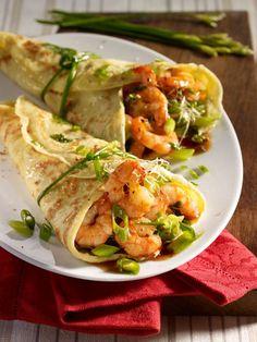 Abnehmen kann so lecker sein. Eier sind vielfältig und gesund. Das Beste: Sie machen schlank! Wir haben die köstlichsten Rezepte für locker-leichte Omeletts.