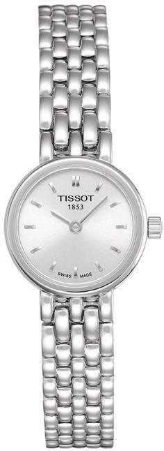 Zegarek damski Tissot Lovely T058.009.11.031.00 - sklep internetowy www.zegarek.net