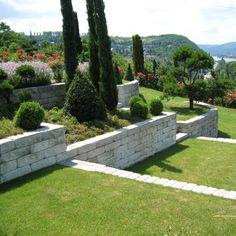 Pflanzringe Zur Hangbefestigung | Garten | Pinterest | Garten Pflanzringe Beton Setzen Gartengestaltung