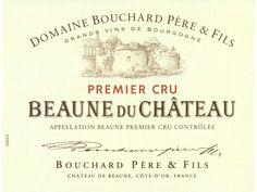 Bouchard Père & Fils Beaune 1er Cru Beaune du Château