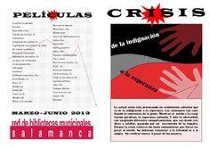 """Bibliografía temática: """"Crisis. De la indignación a la esperanza"""""""