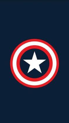 Image de wallpaper, captain america, and Marvel Captain America Logo, Captain America Wallpaper, Captain America Background, Beautiful Wallpapers For Iphone, Cute Wallpapers, Iphone 5 Wallpaper, Wallpaper Backgrounds, Trendy Wallpaper, Latest Wallpaper