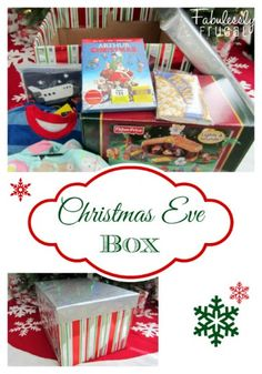 Next new-to-us tradition: I am going to put together a Christmas Eve Box. I hadn't heard of this idea until this year. I think I saw it in passing on Facebook as I was scrolling away. The idea stuck with me though and I decided it could be a great idea for my family.