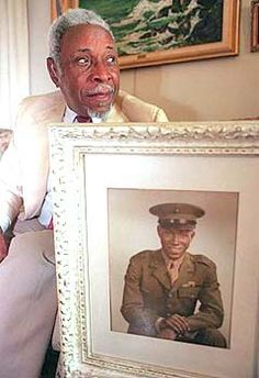 Today in Black History, 4/10/2014 - Frederick Clinton Branch was the first Black American officer in the United States Marine Corps. For more info, check out today's blog!