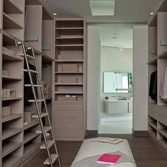 Ordinaire Ladder For Closet | Home. | Pinterest | Lofts, Room Closet And Inspiration