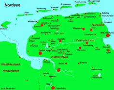 Duitsland reizen en vakantie: Vakantie aan de Duitse Noordzeekust