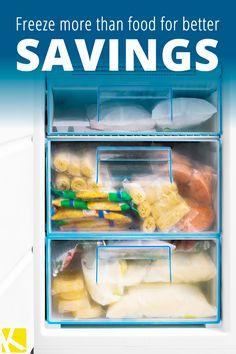 9 Surprising Ways Your Freezer Can Save You Cash