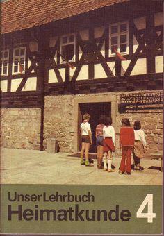 Unser Lehrbuch Heimatkunde Klasse 4/DDR-Lehrbuch/1983/Volk und Wissen | eBay
