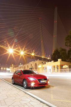2014 Mazda3 - The start of it's Journey