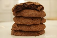 nutella day a celeb shortbread cookies with nutella banana and almonds ...