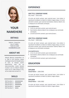 Free Elegant Resume Templates Gastown2 Free Cover Letter Template Blue  Classic Resume