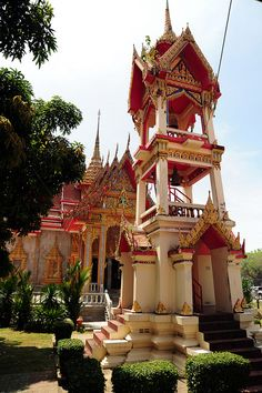 Wat Chalong - Phuket, Thailand