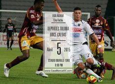 Once Caldas busca resurgir ante el Tolima. Sports, Home, Hs Sports, Sport