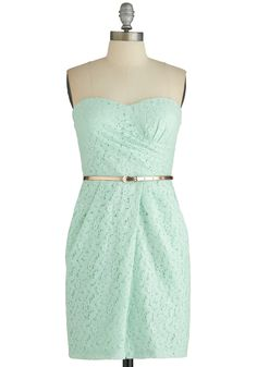 Crowd Standout Dress, #ModCloth @Puchi Matijasic i want this one for my bridesmaid dress...your color is darker, right?