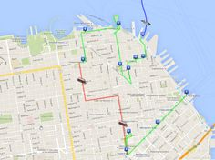 Il mio itinerario di 3 giorni a San Francisco - Giorno 1 - Fishermans Wharf, Pier 39, Coit Tower, Lombard Street e Alcatraz