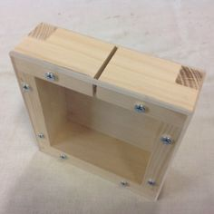 How to Manufacture Your Timber Money Box