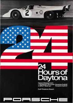 Porsche 24 Hours of Daytona 1970