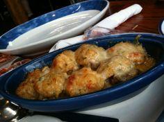 Red Lobster's Crab Stuffed Mushrooms