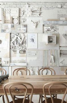 Hueso Restaurant, a Curiosity Cabinet of 10,000 Bones in Mexico. Photo by Jaime Navarro.