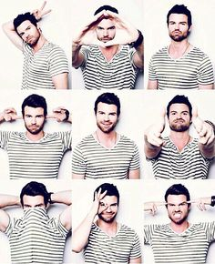 Daniel Gillies - Bello - The Originals