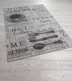 HOT Coffee -yleismatto, harmaa, 140x200. 49,90 €