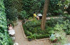 Café del Jardín (Museo del Romanticismo) | madrid y yo | Inventario de lugares únicos
