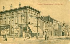 Tenth and Monmouth, Newport, Kentucky