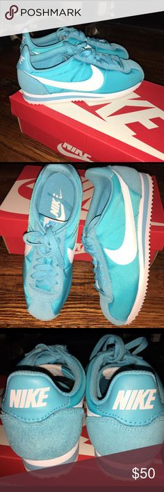 Hot worn once 5.5 sold out | Nike cortez, Super fly and Athletic shoes