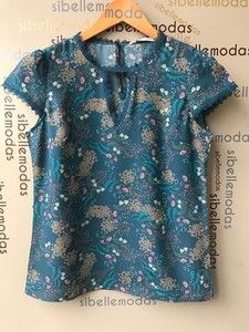 BLUSA LACE FLOWER PRINT Plus Size Summer, Nice Tops, Cool Shirts, Summer Outfits, My Style, Casual, Instagram Posts, Blouses, Fashion