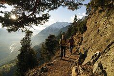 Südtirol: Wandern auf dem Meraner Höhenweg - [GEO]