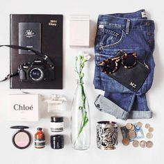 shinebythree: Bare essentials for Australia Day (and 101 uses...