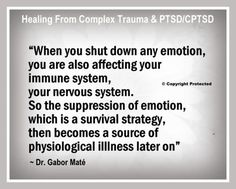 This is why so many complex trauma survivors have physical illness issues. Complex trauma survivors commonly also suffer Fibromyalgia, Chronic Fatigue, Rheumatoid Arthritis, Chronic Pain, Adrenal F… Ptsd Awareness, Mental Health Awareness, Conversion Disorder, Trauma Therapy, Chronic Fatigue, Chronic Pain, Adrenal Fatigue, Chronic Illness, Complex Ptsd