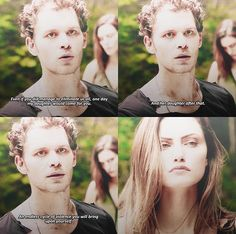 The Originals || Klaus to Marcel || Season 4 || Episode 02