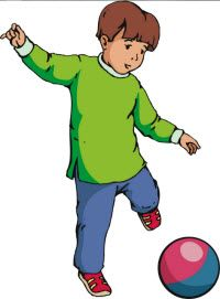 boy kicking a ball Kid Spaces, Kicks, Clip Art, Boys, Fictional Characters, Baby Boys, Kid Rooms, Senior Boys, Fantasy Characters