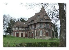 La Raspeliere: Mme. Verdurin's summer villa was inspired by Les Frémonts in Trouville.