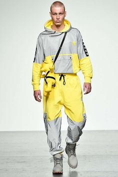 Bobby Abley Spring-Summer 2018 - London Fashion Week Men's