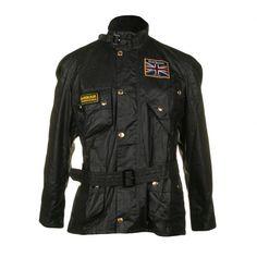 Hard! Barbour International Jacket, Motorcycle Jacket, Military Jacket, Coat, Jackets, Random, Fashion, Down Jackets, Moda