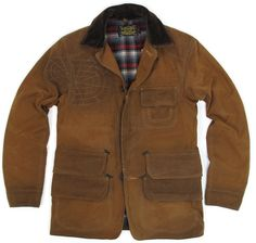Polo Ralph Lauren Oil Cloth Mohawk Jacket