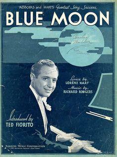 http://newmusic.mynewsportal.net - Blue Moon Sheet Music