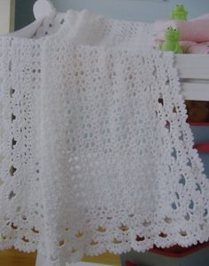 One of the many Leisure Arts baby afghan patterns