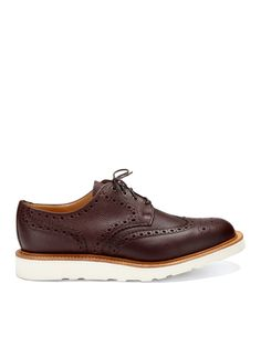 The Best Men's Shoes And Footwear :   MARK MCNAIRY Country Brogue Lace Ups    -Read More –   - #Men'sshoes  https://fashioninspire.net/mens/mens-shoes/the-best-mens-shoes-and-footwear-mark-mcnairy-country-brogue-lace-ups/