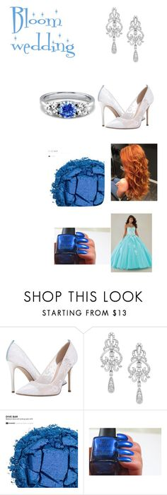 """""""Winx club bloom wedding"""" by mhenneberry ❤ liked on Polyvore featuring Mori Lee, SJP, Wrapped In Love, L'Oréal Paris and BERRICLE"""