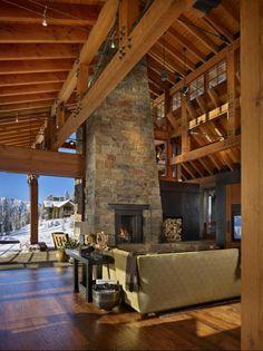 Yellowstone Club-03-1 Kind Design....Montana Retreat
