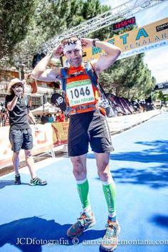 Raul García Castán, campeón Trail Peñalara 60k 2014