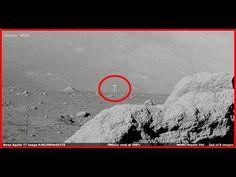 """【恐怖!】NASAが隠し続ける月に存在する""""異常建造物""""【衝撃】"""