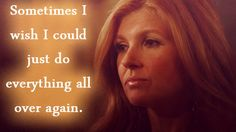 """""""Sometimes I wish I could just do everything all over again."""" - Rayna James - Nashville on ABC . Nashville Quotes, Nashville Series, Nashville Tv Show, Love Me Quotes, Life Quotes, Jennifer Garner Hair, Connie Britton, Devious Maids, Serious Quotes"""